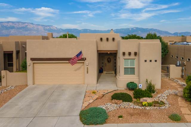 6532 Agave Verde Way NE, Albuquerque, NM 87113 (MLS #994208) :: Campbell & Campbell Real Estate Services