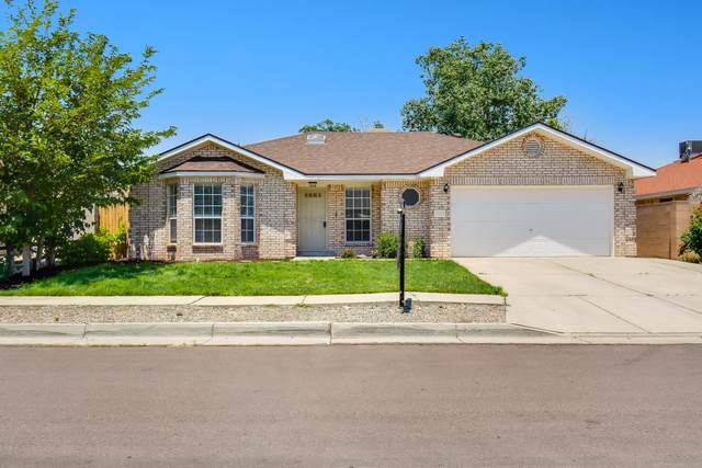 7409 San Benito Street NW, Albuquerque, NM 87120 (MLS #994210) :: The Buchman Group