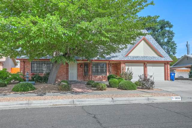 1408 Hiawatha Street NE, Albuquerque, NM 87112 (MLS #994223) :: Berkshire Hathaway HomeServices Santa Fe Real Estate