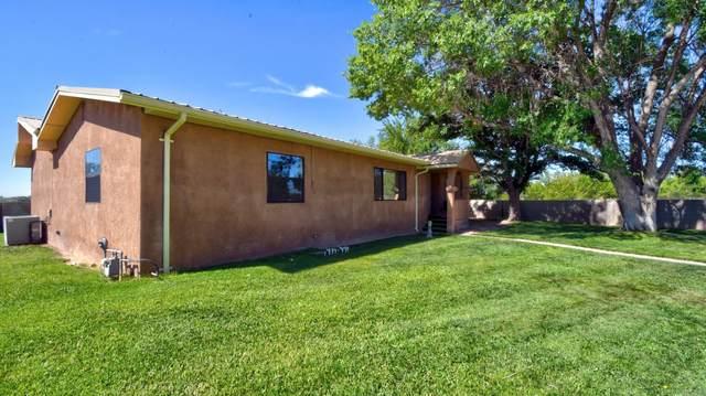 1501 E River Road, Belen, NM 87002 (MLS #994236) :: Berkshire Hathaway HomeServices Santa Fe Real Estate