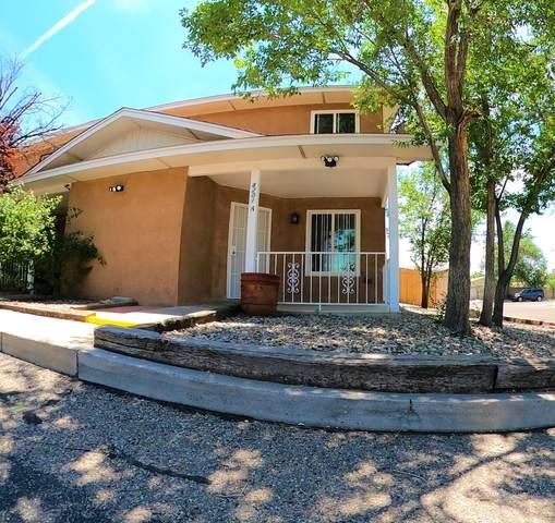 8201 Trumbull Avenue SE A, Albuquerque, NM 87108 (MLS #994238) :: Sandi Pressley Team