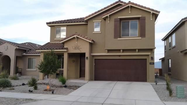 2351 Quinn Street NE, Rio Rancho, NM 87144 (MLS #994240) :: Berkshire Hathaway HomeServices Santa Fe Real Estate