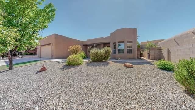 2309 Wildstream Street NW, Albuquerque, NM 87120 (MLS #994252) :: The Buchman Group