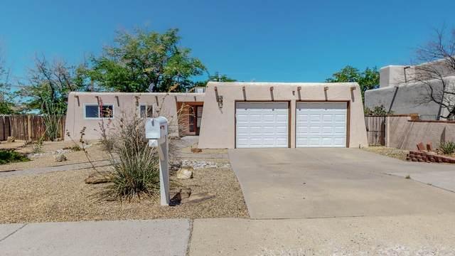 1809 Chelwood Park Boulevard NE, Albuquerque, NM 87112 (MLS #994261) :: Berkshire Hathaway HomeServices Santa Fe Real Estate