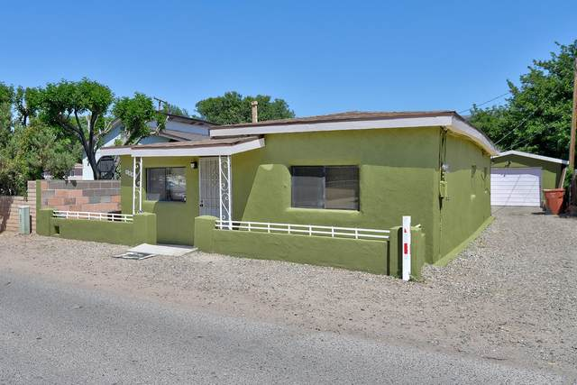 1440 Gutierrez Road, Bernalillo, NM 87004 (MLS #994266) :: Campbell & Campbell Real Estate Services