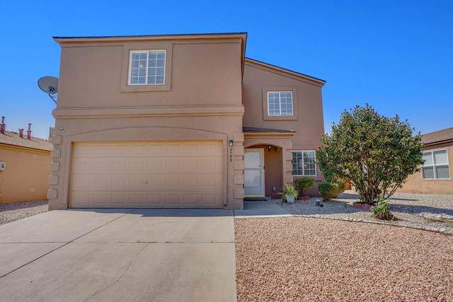6908 Paese Place NW, Albuquerque, NM 87114 (MLS #994270) :: Sandi Pressley Team