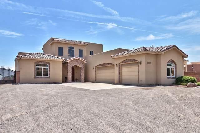 6836 Kalgan Road NE, Rio Rancho, NM 87144 (MLS #994285) :: Berkshire Hathaway HomeServices Santa Fe Real Estate