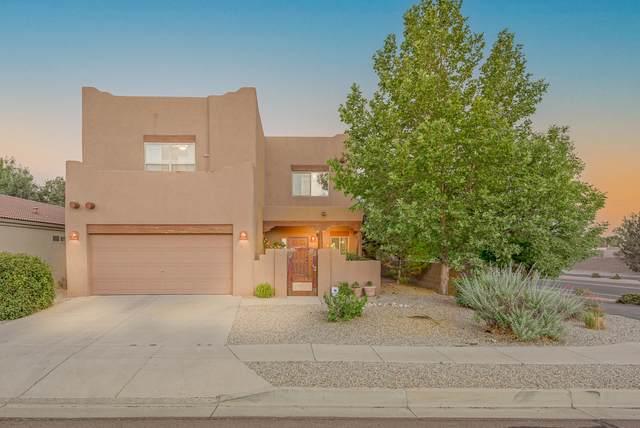 10400 Toscana Street NW, Albuquerque, NM 87114 (MLS #994287) :: Berkshire Hathaway HomeServices Santa Fe Real Estate