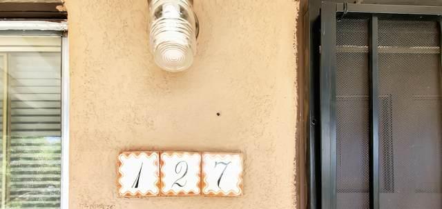 2800 Cerrillos Road #127, Santa Fe, NM 87507 (MLS #994294) :: Sandi Pressley Team