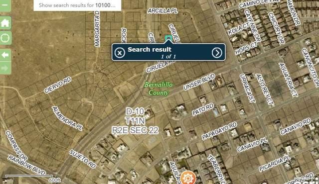 N/A-Ciruela Court NW #17, Albuquerque, NM 87120 (MLS #994297) :: Berkshire Hathaway HomeServices Santa Fe Real Estate