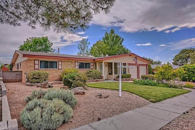 12300 Eastridge Drive NE, Albuquerque, NM 87112 (MLS #994305) :: Berkshire Hathaway HomeServices Santa Fe Real Estate