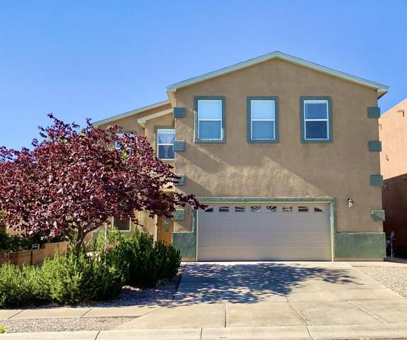 7320 Williamsburg Road NW, Albuquerque, NM 87114 (MLS #994306) :: The Buchman Group