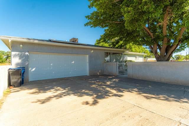 2 Cactus Drive, Los Lunas, NM 87031 (MLS #994307) :: Sandi Pressley Team