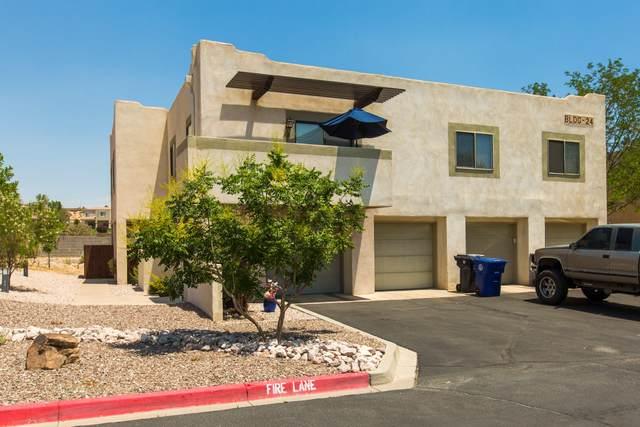 4801 Irving Boulevard NW #2403, Albuquerque, NM 87114 (MLS #994315) :: Sandi Pressley Team