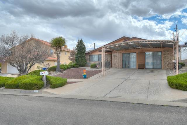 5108 Atrisco Place NW, Albuquerque, NM 87105 (MLS #994332) :: The Buchman Group