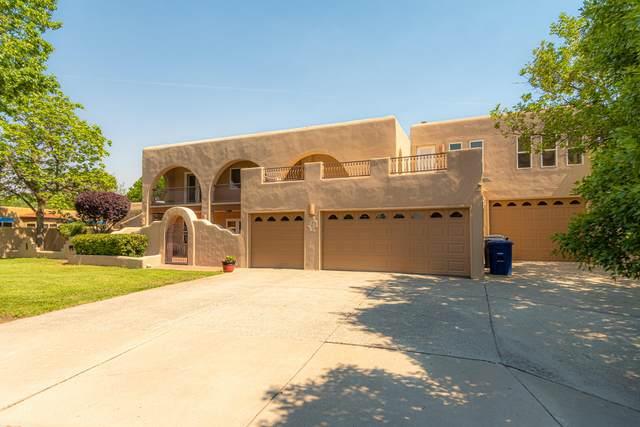 1307 Camino Amparo NW, Albuquerque, NM 87107 (MLS #994337) :: Campbell & Campbell Real Estate Services
