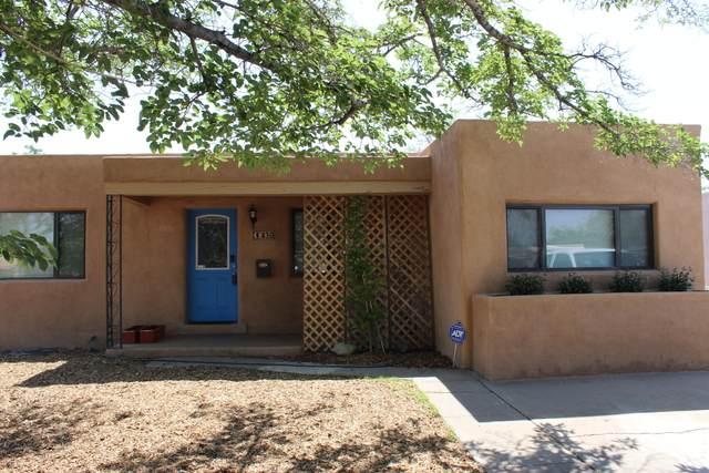 430 Espanola Street NE, Albuquerque, NM 87108 (MLS #994341) :: Berkshire Hathaway HomeServices Santa Fe Real Estate