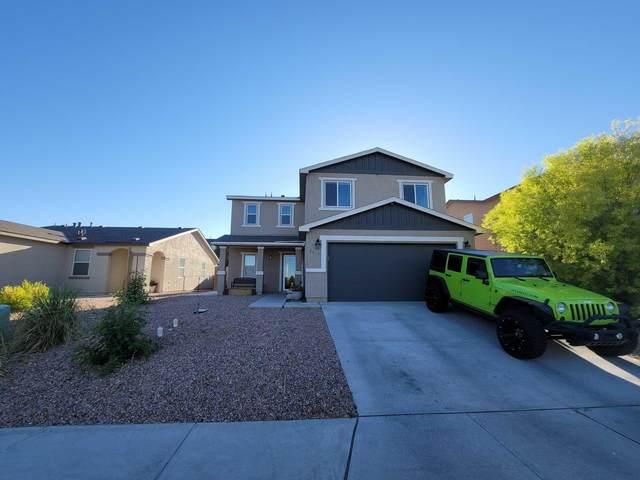 2915 Van Horne Way SW, Albuquerque, NM 87121 (MLS #994344) :: Berkshire Hathaway HomeServices Santa Fe Real Estate