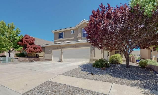 9308 Drolet Drive NW, Albuquerque, NM 87114 (MLS #994345) :: Berkshire Hathaway HomeServices Santa Fe Real Estate