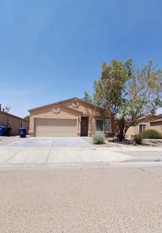 9215 Valle Vidal Place SW, Albuquerque, NM 87121 (MLS #994355) :: Berkshire Hathaway HomeServices Santa Fe Real Estate