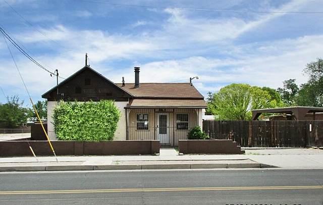 1514 Mountain Road NW, Albuquerque, NM 87104 (MLS #994371) :: Sandi Pressley Team