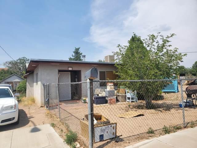 321 Prospect Avenue NE, Albuquerque, NM 87102 (MLS #994376) :: Campbell & Campbell Real Estate Services