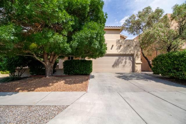 7204 Santa Rita Place NE, Albuquerque, NM 87113 (MLS #994378) :: Keller Williams Realty