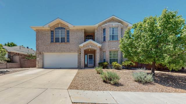 5105 Cumberland Place NW, Albuquerque, NM 87120 (MLS #994383) :: The Buchman Group