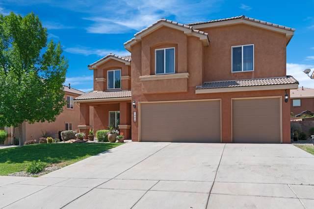 1304 Cirrus Drive NW, Albuquerque, NM 87120 (MLS #994385) :: Keller Williams Realty