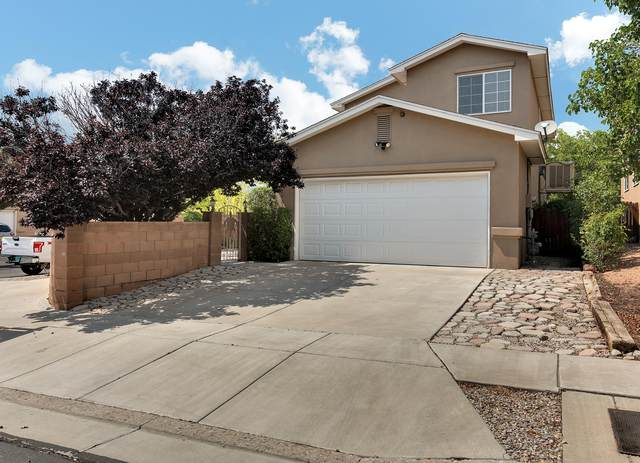 7201 Eagle View Avenue NE, Albuquerque, NM 87113 (MLS #994406) :: The Buchman Group