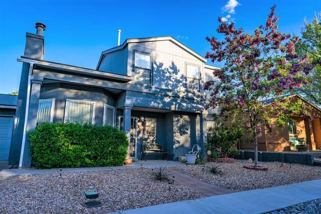 1428 Lupine Drive NE, Rio Rancho, NM 87144 (MLS #994407) :: The Buchman Group