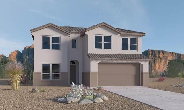 5954 Las Vacas Court NE, Rio Rancho, NM 87144 (MLS #994408) :: The Buchman Group
