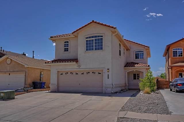 8523 Murrelet Drive NE, Albuquerque, NM 87113 (MLS #994415) :: The Buchman Group