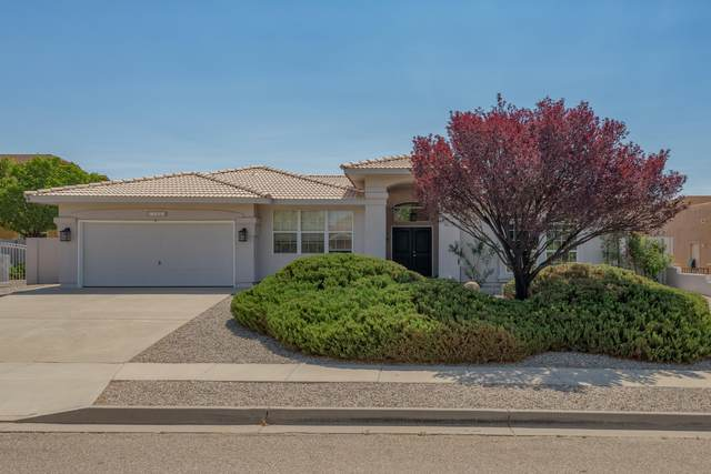 5105 Rae Court NE, Rio Rancho, NM 87144 (MLS #994418) :: Campbell & Campbell Real Estate Services