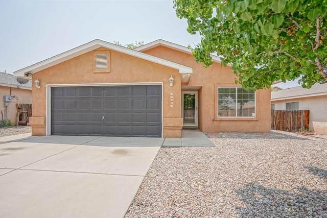 10623 Virgo Street NW, Albuquerque, NM 87114 (MLS #994445) :: Sandi Pressley Team
