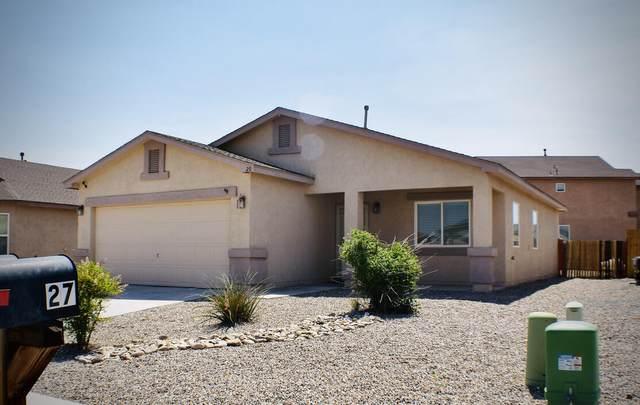 29 Tome Vista Drive, Los Lunas, NM 87031 (MLS #994449) :: Sandi Pressley Team