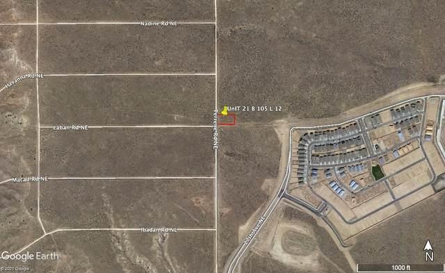 3302 Terrene Road NE, Rio Rancho, NM 87144 (MLS #994453) :: Sandi Pressley Team