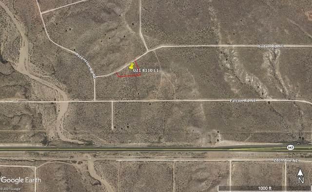 3618 Ibadan Road NE, Rio Rancho, NM 87144 (MLS #994454) :: Sandi Pressley Team