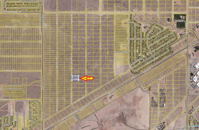 1510 Camelot Street NE, Rio Rancho, NM 87124 (MLS #994459) :: The Buchman Group