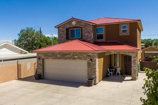 220 Saint Francis Road NW, Albuquerque, NM 87114 (MLS #994462) :: Campbell & Campbell Real Estate Services