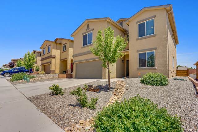 5881 Sandoval Drive NE, Rio Rancho, NM 87144 (MLS #994475) :: Keller Williams Realty