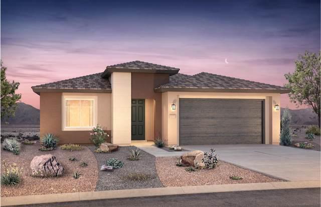 2195 Beckham Drive NE, Rio Rancho, NM 87144 (MLS #994483) :: Sandi Pressley Team
