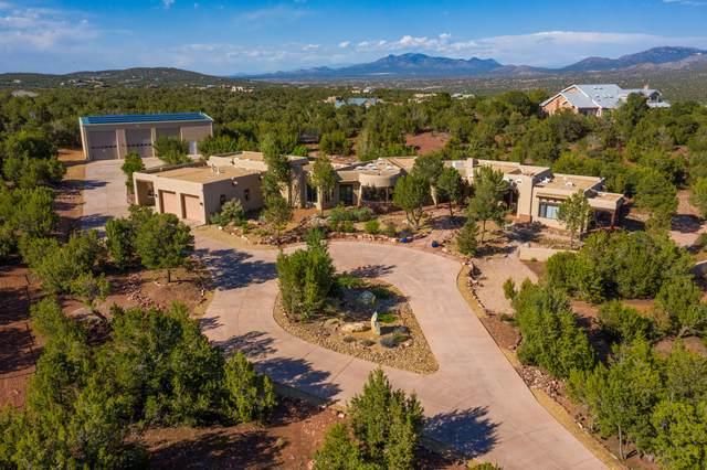 54 Twin Arrow Drive, Sandia Park, NM 87047 (MLS #994493) :: Campbell & Campbell Real Estate Services
