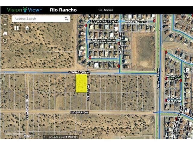 5724 Kennard Road NE, Rio Rancho, NM 87144 (MLS #994498) :: Sandi Pressley Team