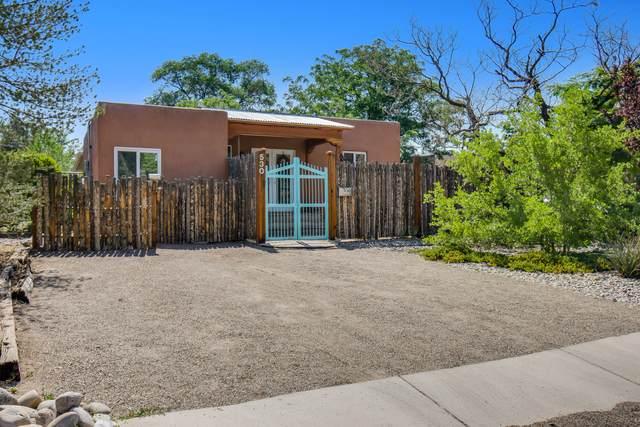 530 Aliso Drive NE, Albuquerque, NM 87108 (MLS #994515) :: Keller Williams Realty