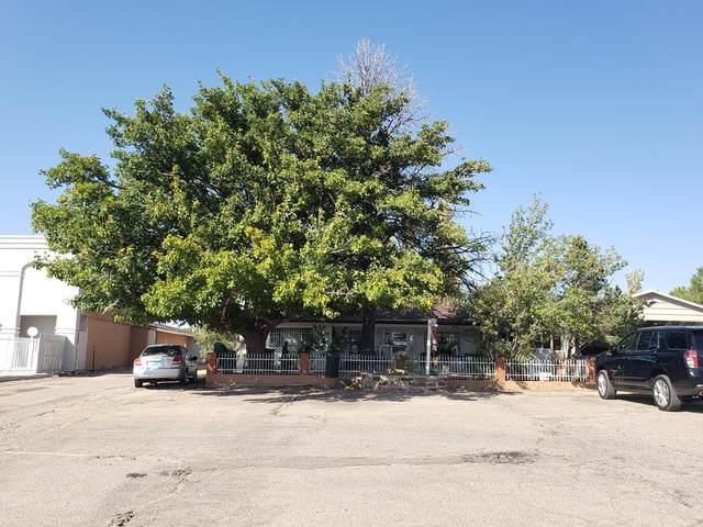 2295 U.S. Rte 66, Santa Rosa, NM 88435 (MLS #994517) :: Sandi Pressley Team