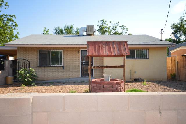 1115 Mcmullen Drive NW, Albuquerque, NM 87107 (MLS #994519) :: Keller Williams Realty