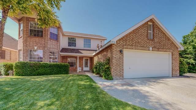 8516 Ashton Place NE, Albuquerque, NM 87122 (MLS #994531) :: Sandi Pressley Team