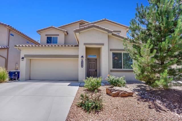 6904 Tempe Avenue NW, Albuquerque, NM 87114 (MLS #994537) :: Sandi Pressley Team