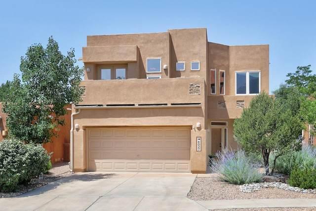 6027 Goldfield Place NE, Albuquerque, NM 87111 (MLS #994538) :: Sandi Pressley Team